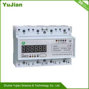 Эксплуатацию электронного ваттметра с Multi-Rate стандарта DIN установка топливораспределительной рампы 3*230V