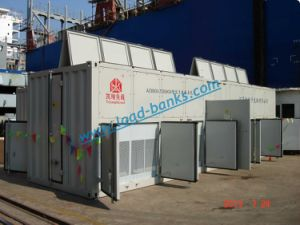 3000kVA reativa Banco carga resistiva para teste do gerador