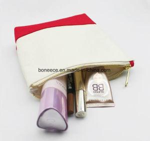 Lady's belleza cosmética maquillaje personalizada Bolsa para almacenamiento de aseo de las mujeres
