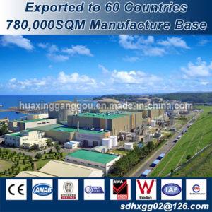 Ausgezeichnete Fertigung kundenspezifische schwere Stahlkonstruktion-Herstellung