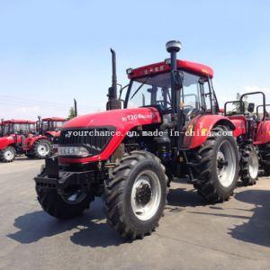 Tractor van het Landbouwbedrijf van het Wiel 120HP 4X4 4WD Grote Agricutla van de Verkoop Dq1204 van Afrika de Hete met het Certificaat van ISO- Ce Pvoc Coc