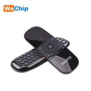 Wechip W1 Air Mouse Wireless 2.4G Hz mini-teclado para Caixa de TV Android/Mini PC/TV