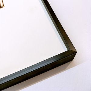 黒いカラー形成の工場価格のためのアルミニウム額縁のプロフィール