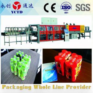Film Rétractable YCBS130 machine d'emballage pour boissons et bouteille d'eau de boisson