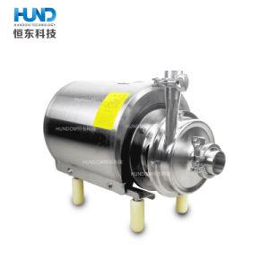 Pompa ad acqua centrifuga calda dell'acciaio inossidabile del commestibile di vendita