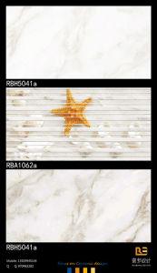 5D Tegel van de Muur van het Porselein van de Badkamers van Inkjet de Ceramische