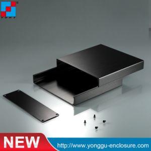 Алюминиевый корпус для установки на стену сторожевого алюминиевых дисков USB 3.0