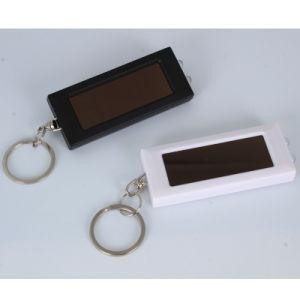 ABS angeschaltene kleine 3 LED Solar-LED Solarfackel