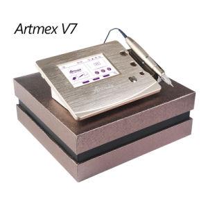 2018 neueste Hauptdigital-permanente Verfassungs-Maschine Artmex V7 mit kosmetischer Tätowierung-Feder