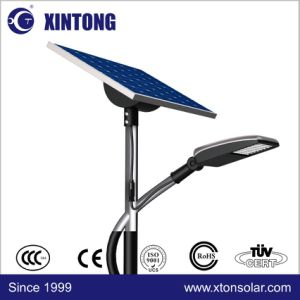LED de exterior de 30W Luz solar calle fabricante IP67 30W 50W 60W 70W 80W