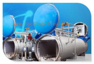 PLCが付いているオートクレーブを治す1500X6000mmのセリウムの公認のガラス繊維