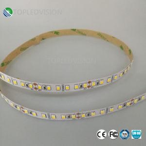 Fita LED flexível 2835 120d 16W/M com marcação TUV FCC