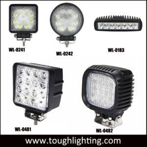 Luzes de presença automática 12V 4.5 48W Square Epistar liderou os trabalhos das Lâmpadas de Condução