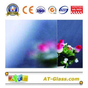 duidelijke 38mm weefden Gevormd die Glas voor Venster, Meubilair, enz. wordt gebruikt