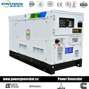 Звуконепроницаемые 425 ква китайский Yuchai дизельного генератора