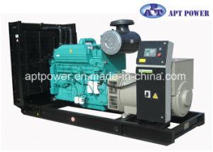 de industriële Generator van de Macht met de Motor van Cummins en de Output van het Tarief van de Alternator van de Marathon 650kVA/520kw