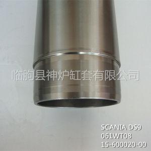 De Voering van de diesel die Cilinder van Vervangstukken voor Scania Motor Ds9 wordt gebruikt