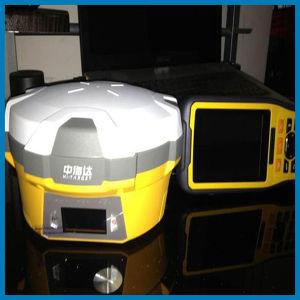 Os receptores de satélite GPS RTK, receptor GPS base GPS e a Rover
