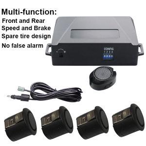 Para Baixo não pára-choques frontal de falso alarme sonoro sinal sonoro traseiro do sensor de Estacionamento
