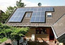 4kw de energía solar fotovoltaico conectado a red System