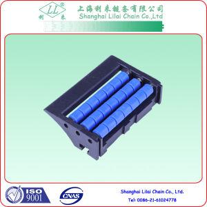 Composants de convoyeur de la plaque du rouleau de transfert en plastique (852)