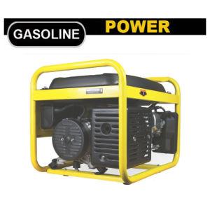 Su uso en casa de 1,5 Kw 2kVA gasolina portátil pequeña/Gasolina generador de energía
