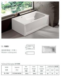Competitivo semplice comune costruito in vasca da bagno (BL-1005)