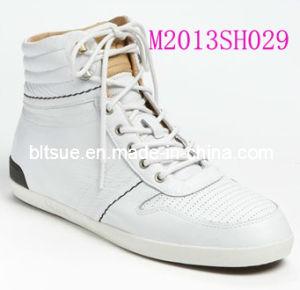 Nova chegada sapatilhas de alta sapatos (M2013SH029)