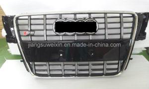Aluguer de carro automático dianteira cromada choques para Audi S5 2009-2011