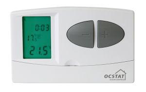 Sistema de calefacción por suelo radiante termostatos SALA DE CLIMATIZACIÓN