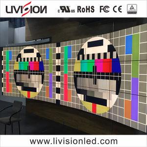 Alta taxa de atualização de venda quente piscina P3.91 Visor LED SMD RGB