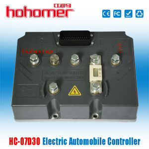 AC Electric Motorsのための5kw -7.5 Kw Battery Car Speed Controller