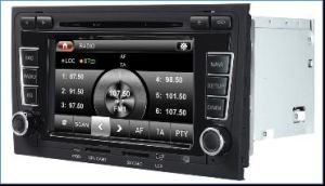 Car Player for Audi A4 (2002-2007)