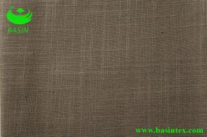 De Stof van de Bank van het Linnen van de polyester (BS6038)