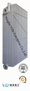 변압기 부속을%s 480mm 격판덮개 유형 방열기