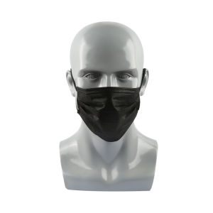 Mascarilla desechable de alta calidad de tres capas Máscara protectora no estéril 175*95mm