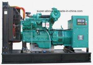 Cummins Engineの発電機セット200-800kwによる無声タイプディーゼル