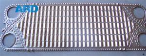 격판덮개 열교환기 격판덮개 N40 Sigma48 격판덮개 티타늄 C2000 AISI304 AISI316