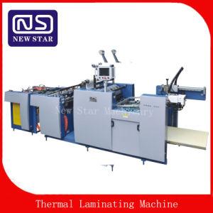 Strato automatico di Yfma-650/740A per rivestire laminato
