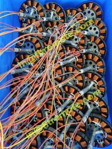 Motor DC, para el ventilador de techo desde China Proveedor