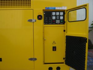 ATSが付いている熱い販売500kw Cumminsのディーゼル発電機セット