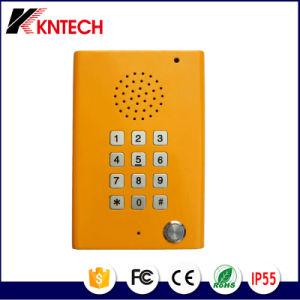 Schroffes Telefon des PAS-Emergency Aufruf-im Freien Telefon-Knzd-29