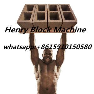 motor diesel4-30 Qt máquina para fazer blocos ocos Cloored máquina Máquina Cubstone Pavimentação
