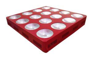 3W Epistar LED Luz crecer Chip de alta potencia 1200 W de luz LED de la COB crecer