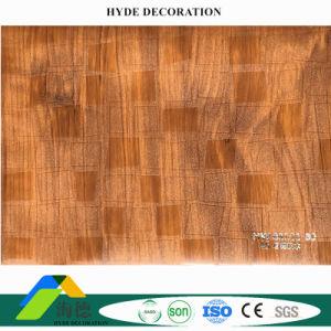 Comité van het Plafond van pvc van het Comité van de Muur van de Film van pvc het Snelle Installatie Gelamineerde voor Decoratie