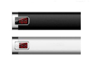 Venta caliente universal Mini batería externa portátil con pantalla
