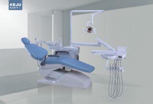 Новая конструкция экономической стоматологическое кресло с работы лампы (Kj-917)