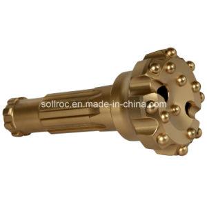 Utensile a inserti di DHD350-140mm DTH per il martello DHD350