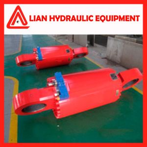 加工産業のための二重代理の水圧シリンダ