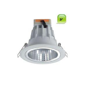 12W SMD LED luz para baixo do teto